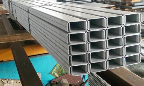 不鏽鋼槽鐵
