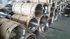 Stainless Steel Secondary coil